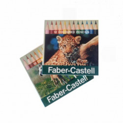 Faber Castell 12 Coloured...