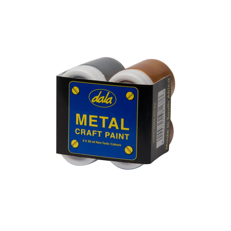 Dala Metal Craft Paint set