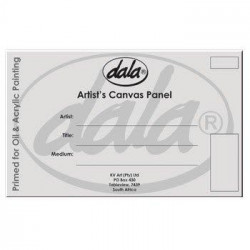 Dala Canvas Panel 102x152mm